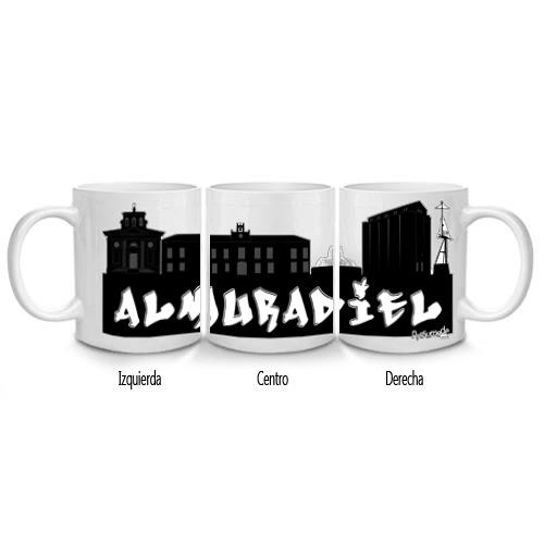 almuradiel-ciudad-real-skyline-taza-pueblo