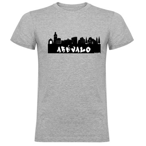 arevalo-avila-skyline-camiseta-pueblo