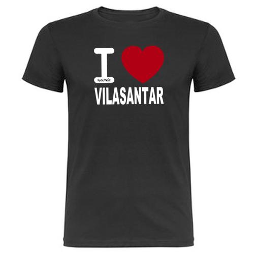 pueblo-vilasantar-coruna-camiseta-love