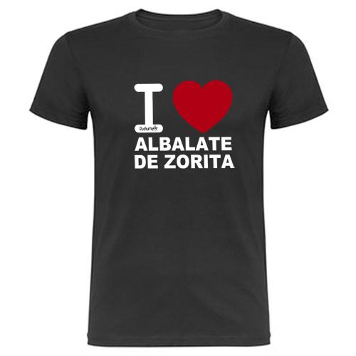 pueblo-albalate-zorita-guadalajara-camiseta-love