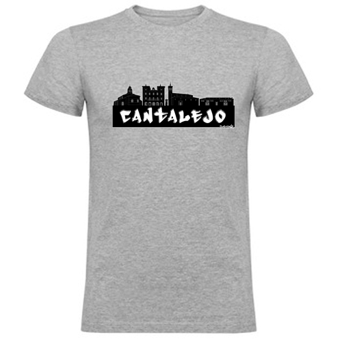 pueblo-cantalejo-segovia-camiseta-skyline