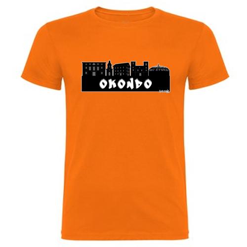 pueblo-okondo-alava-skyline-camiseta