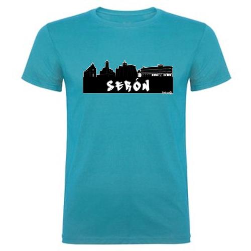 pueblo-camiseta-seron-almeria-skyline