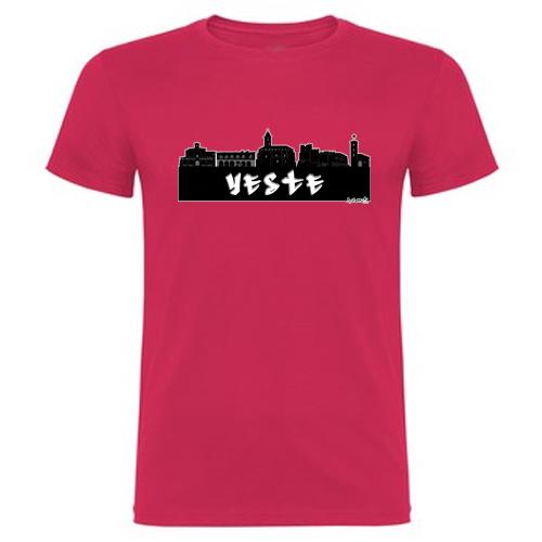 yeste-albacete-pueblo-camiseta-skyline