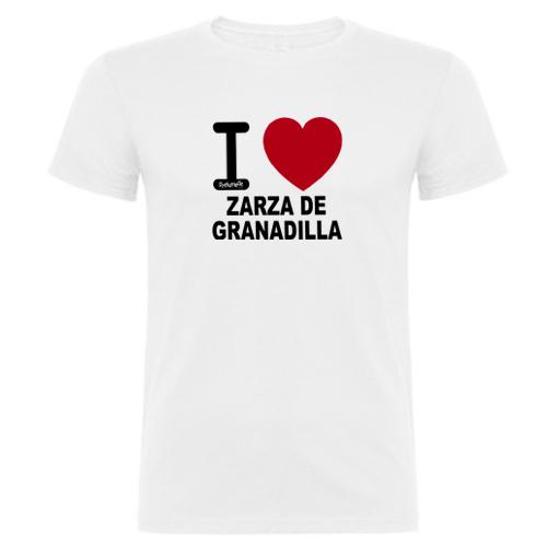 pueblo-zarza-granadilla-caceres-camiseta-love