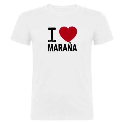 pueblo-marana-leon-camiseta-love
