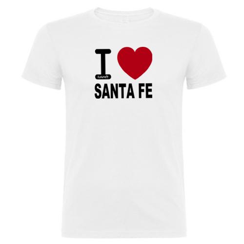 pueblo-santa-fe-granada-camiseta-love