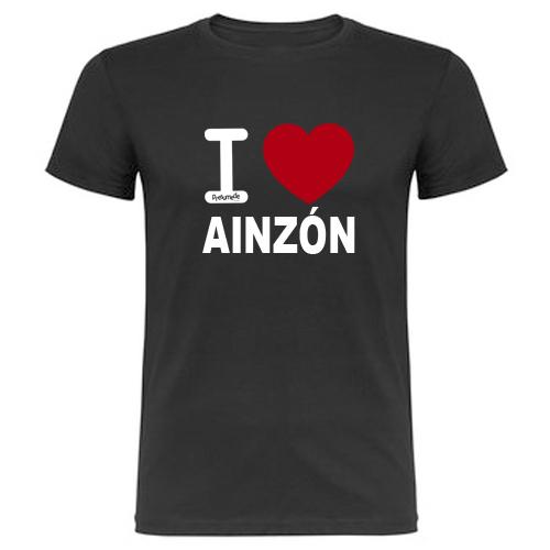 pueblo-ainzon-zaragoza-camiseta-love