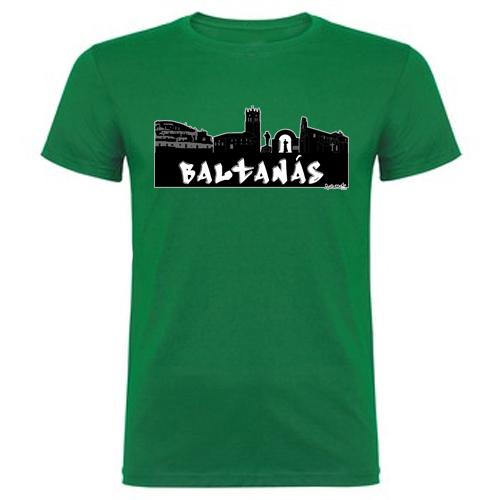 pueblo-baltanas-palencia-camiseta-skyline