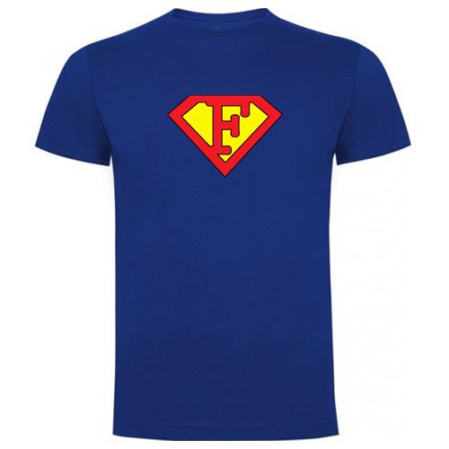 Camiseta Súper F