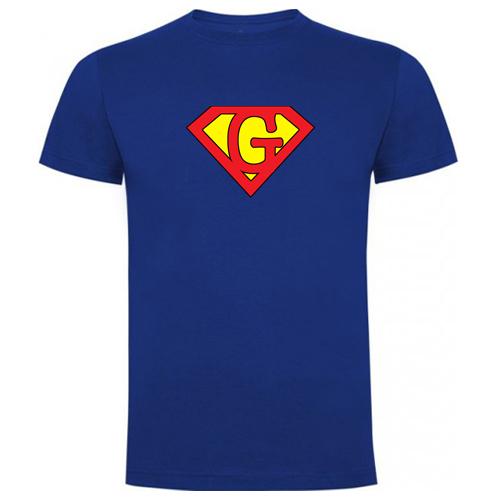 Camiseta Súper G