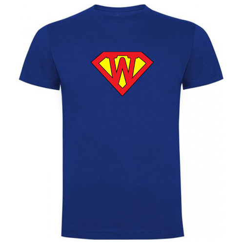 Camiseta Súper W