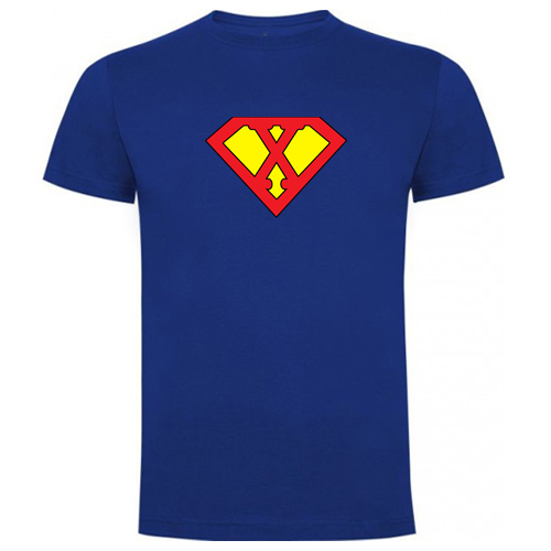 Camiseta Súper X