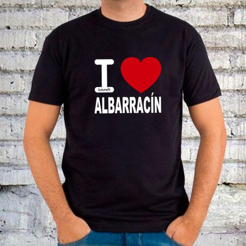 Camisetas I Love