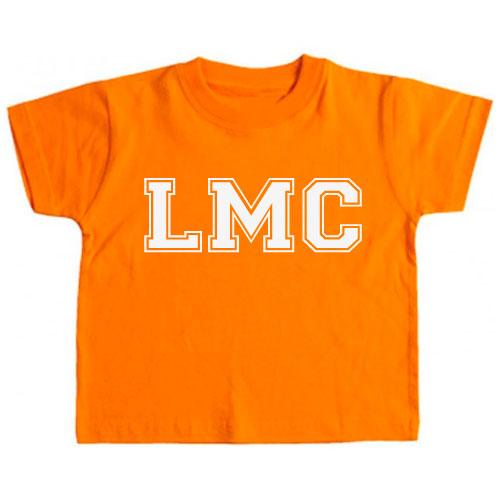 Camiseta con iniciales