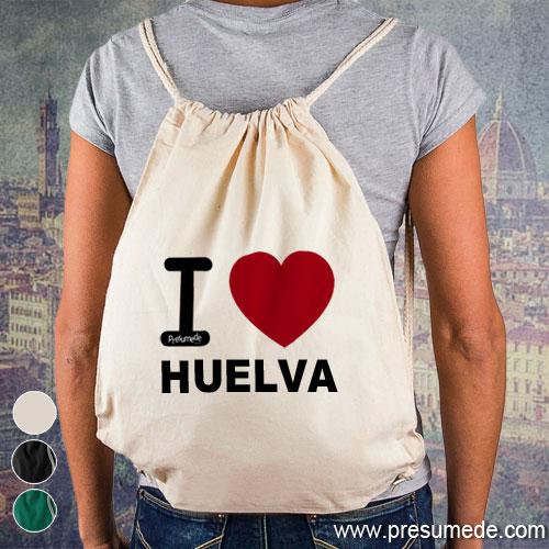 Mochila I love Huelva