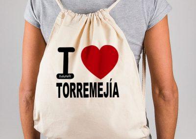 Mochila I love Torremejía