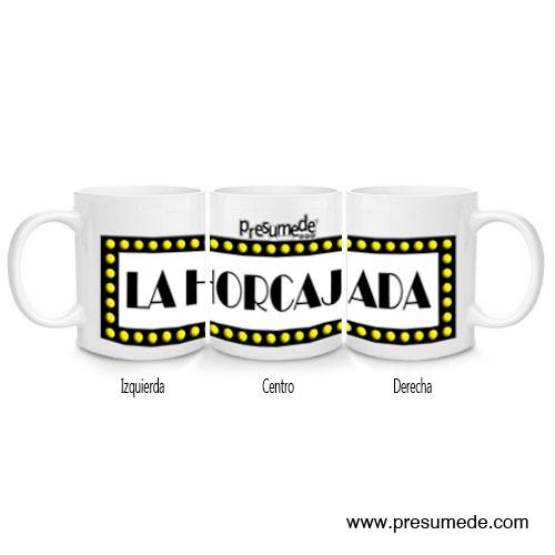 Taza Broadway La Horcajada