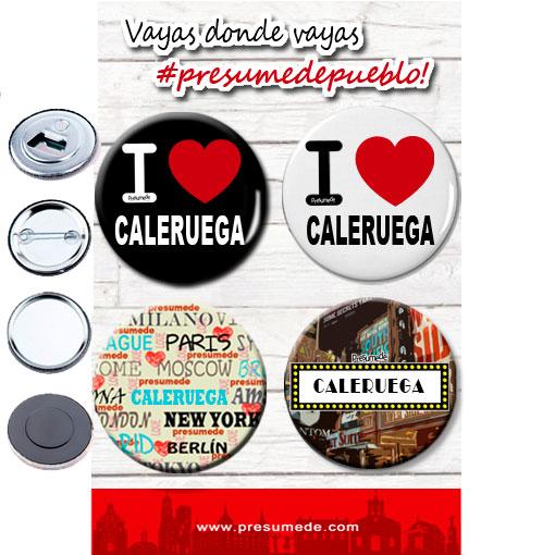 Chapas Caleruega