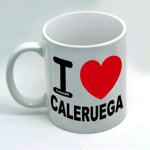 Taza Caleruega I Love