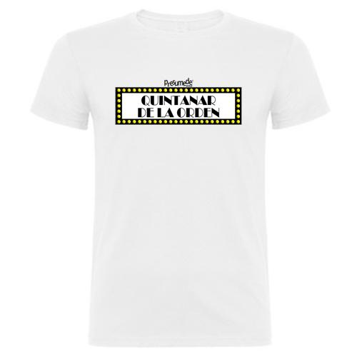 Camiseta Broadway Quintanar de la Orden
