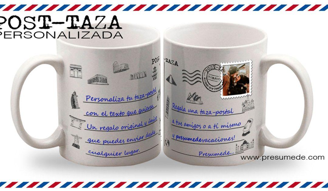Taza postal