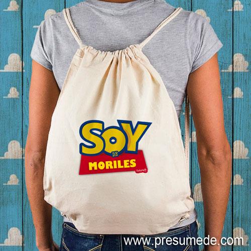 Mochila Soy de Moriles