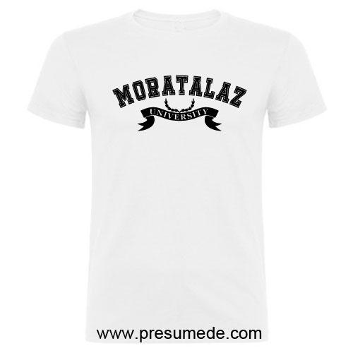Camiseta Moratalaz University