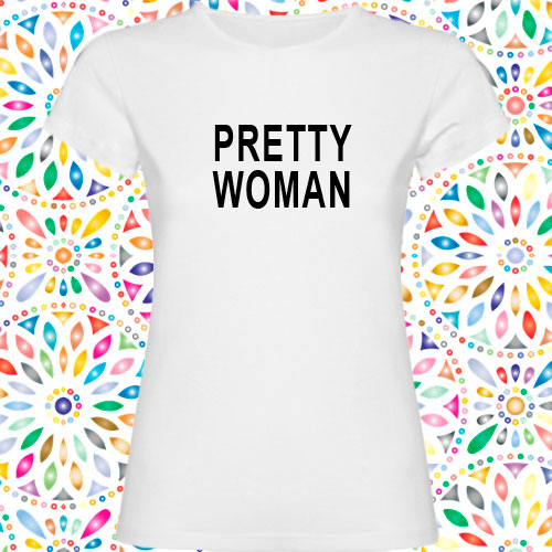 Camiseta pretty woman