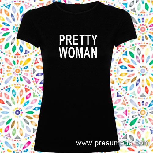 Camiseta PRETTY WOMAN