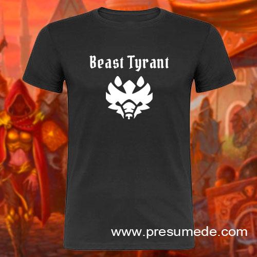Camiseta Gloomhaven Beast Tyrant