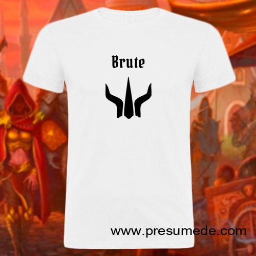 Camiseta Gloomhaven Brute