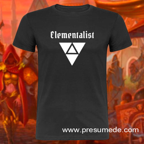 Camiseta Gloomhaven Elementalist