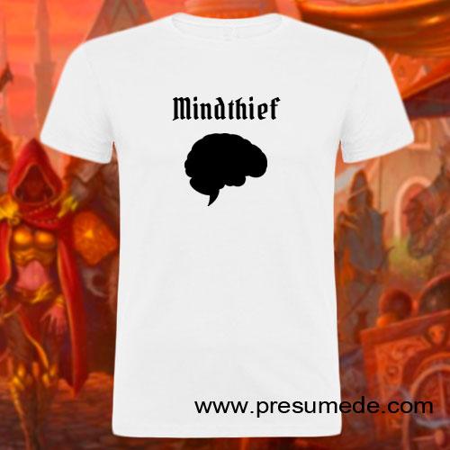 Camiseta Gloomhaven Mindthief