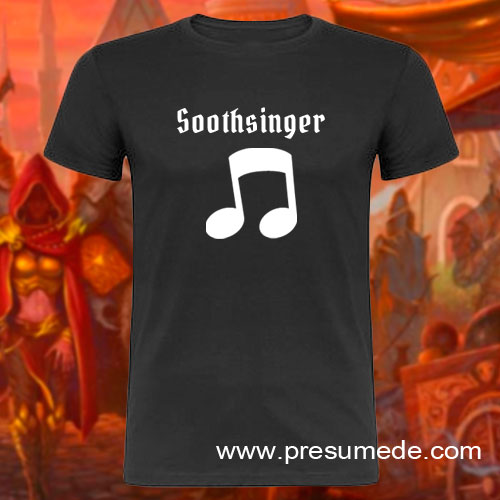 Camiseta Gloomhaven Soothsinger