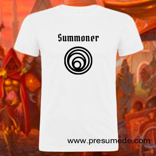 Camiseta Gloomhaven Summoner