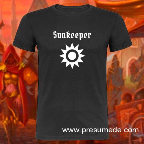 Camiseta Gloomhaven Sunkeeper