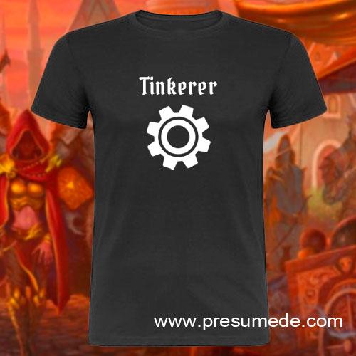 Camiseta Gloomhaven Tinkerer