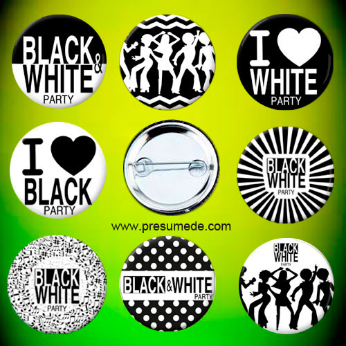 Chapas black and white