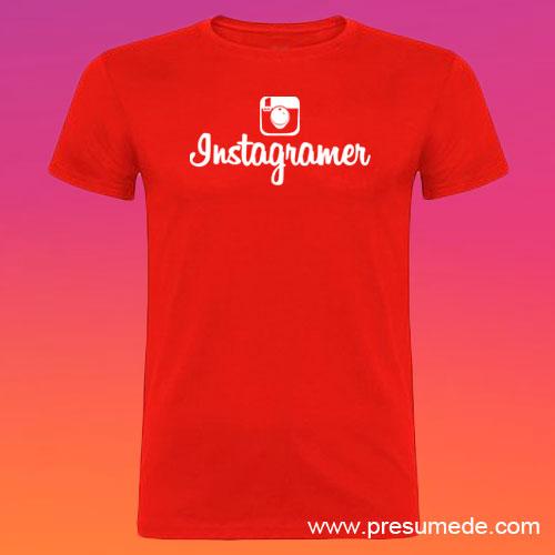 Camiseta Instagramer