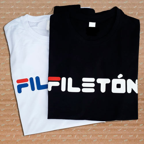 Camiseta Filetón