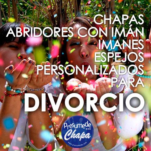 Detalles para fiesta de divorcio