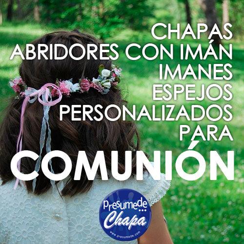Detalles para comunión