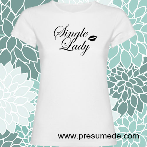 Camiseta Single Lady