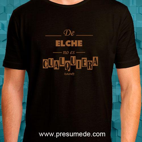 Camiseta de Elche no es cualquiera