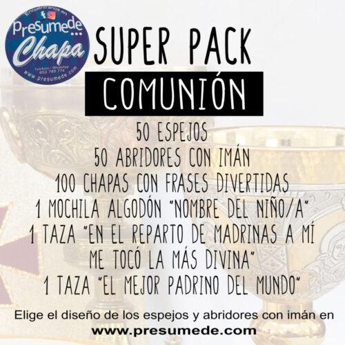 SuperPack para comunión