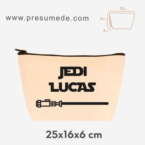 Neceser de algodón Jedi